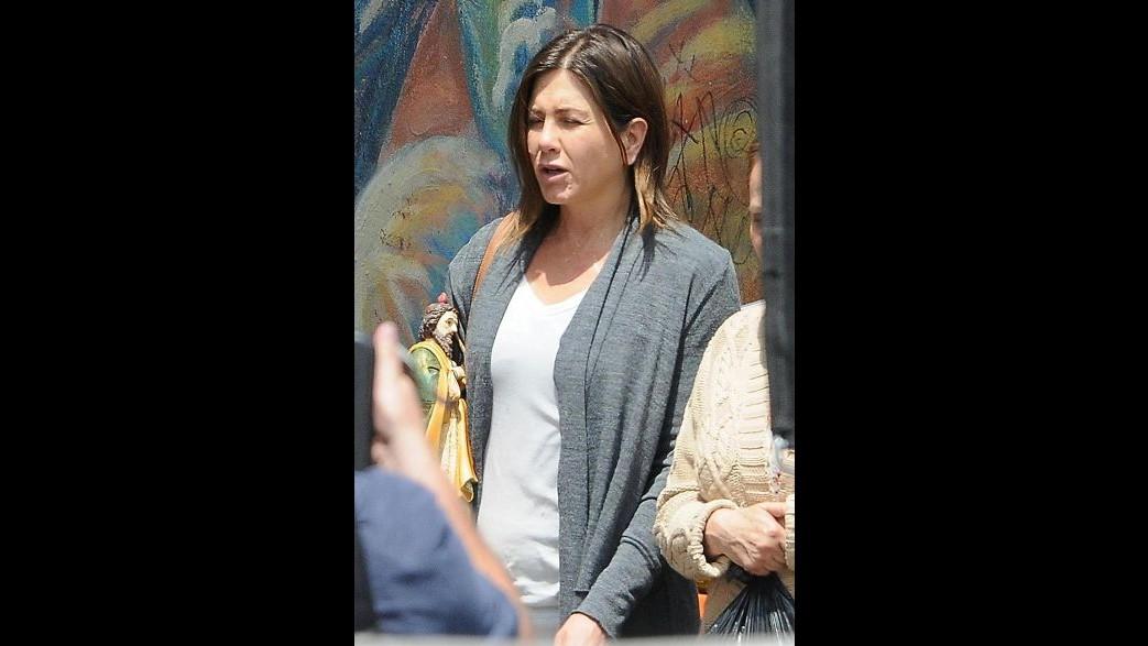 Jennifer Aniston imbruttita e sovrappeso per nuovo film 'Cake'