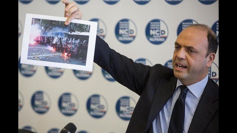 Roma, Alfano: Pronto piano speciale, restrizioni sulle manifestazioni in centro