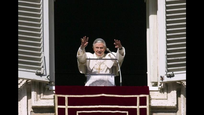 Dimissioni Papa, oggi alle 12 ultimo Angelus di Benedetto XVI