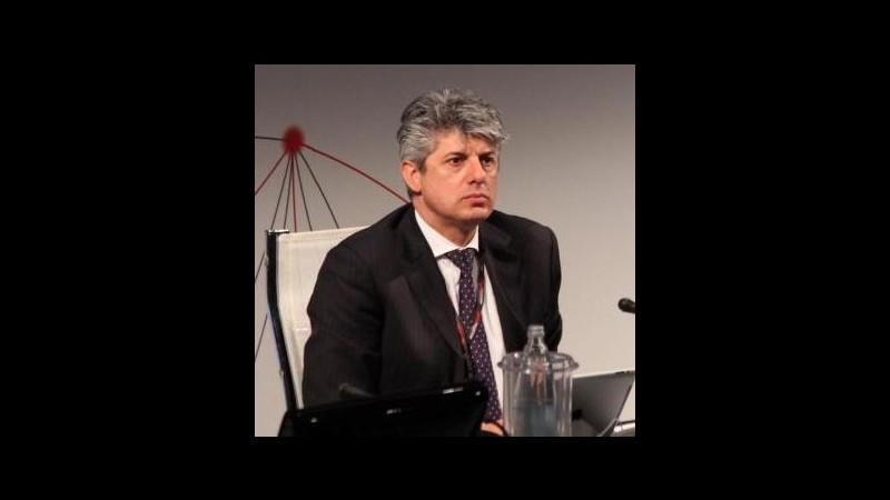 Telecom, Patuano confermato a.d., conferite deleghe a Recchi