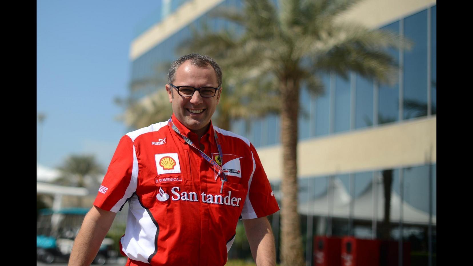 F1, Domenicali: la Ferrari non deve abbassare la guardia