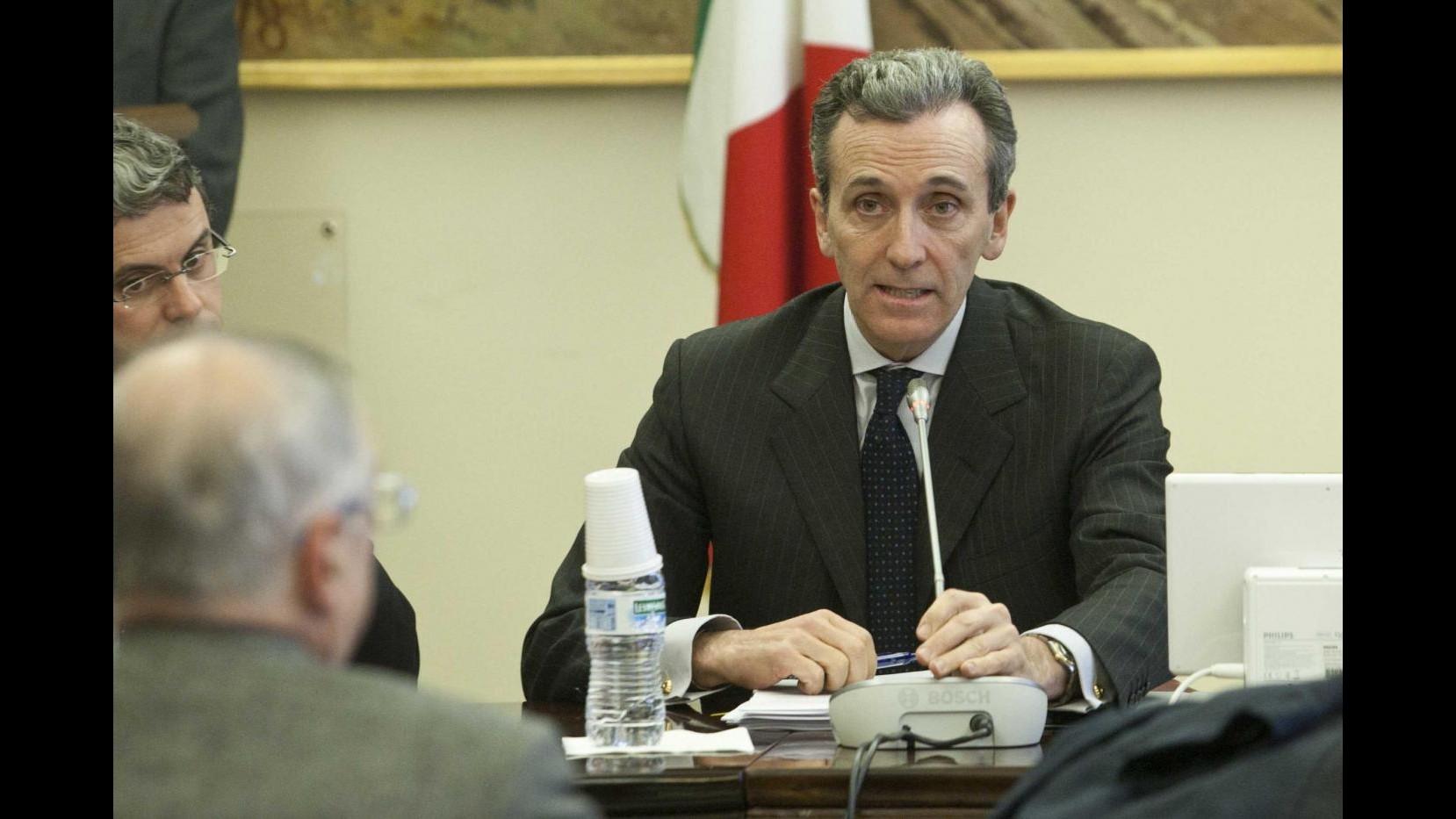 Grilli: Su debiti Pa Tesoro pronto a decreto