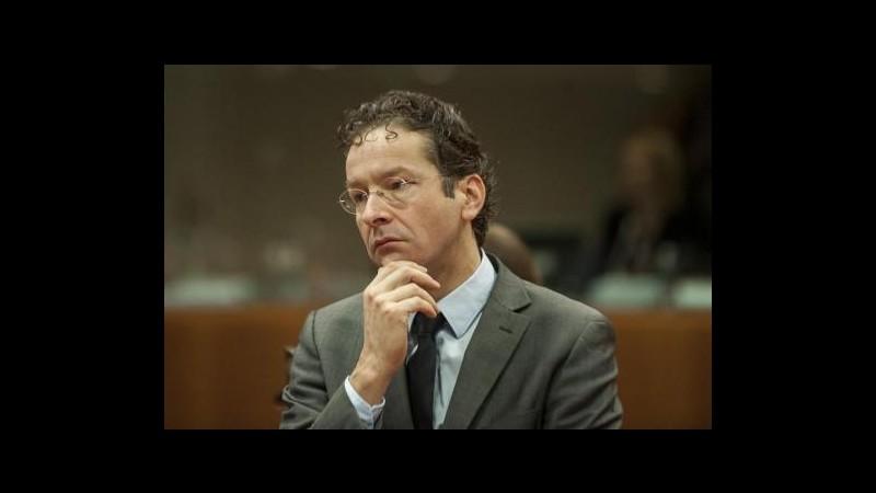 Cipro, Dijsselbloem: No prelievo applicato ad altri Paesi eurozona