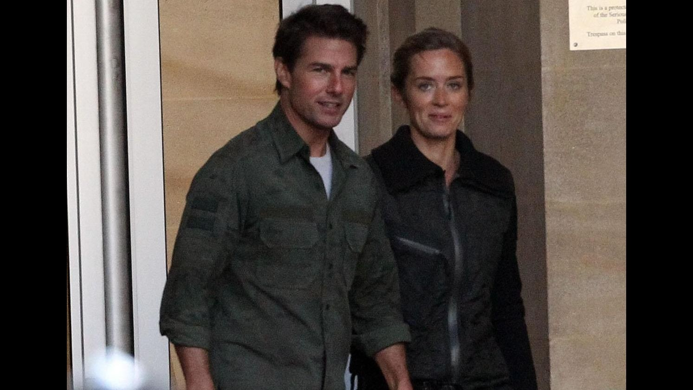 Tom Cruise protagonista di 'Organizzazione U.n.c.l.e.' di Guy Ritchie?