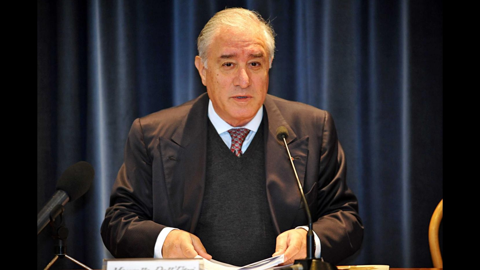 Cassazione rinvia processo a carico di Marcello Dell'Utri al 9 maggio