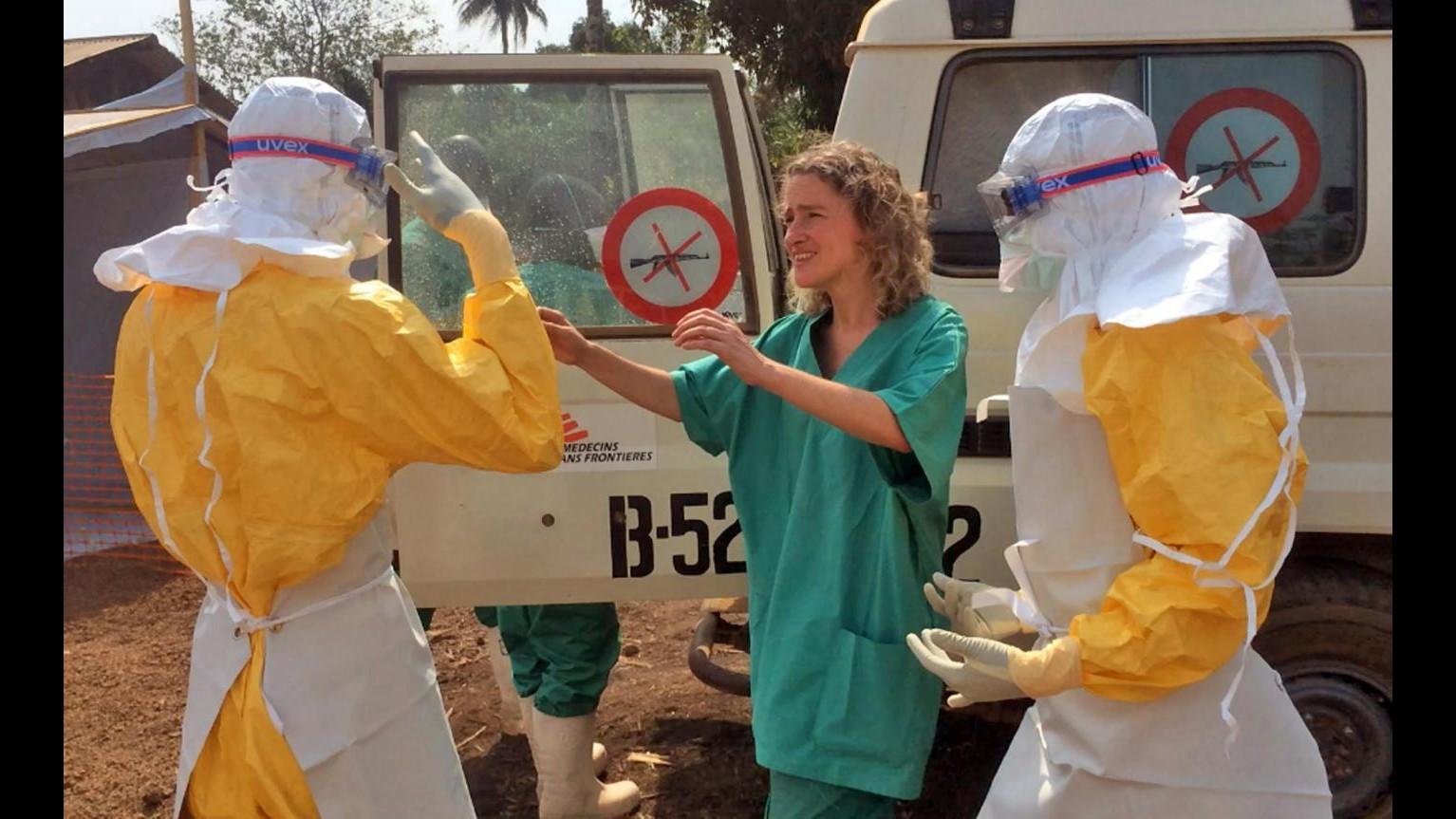 Ebola, Oms: Salgono a 121 i morti in Africa occidentale