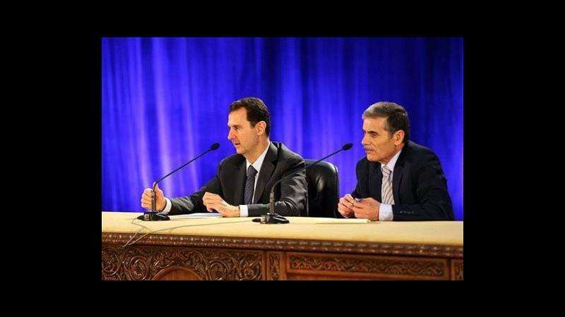 Siria, Assad: Siamo a punto di svolta in nostro favore