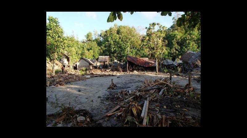 Isole Salomone, nuovo terremoto di magnitudo 7.5