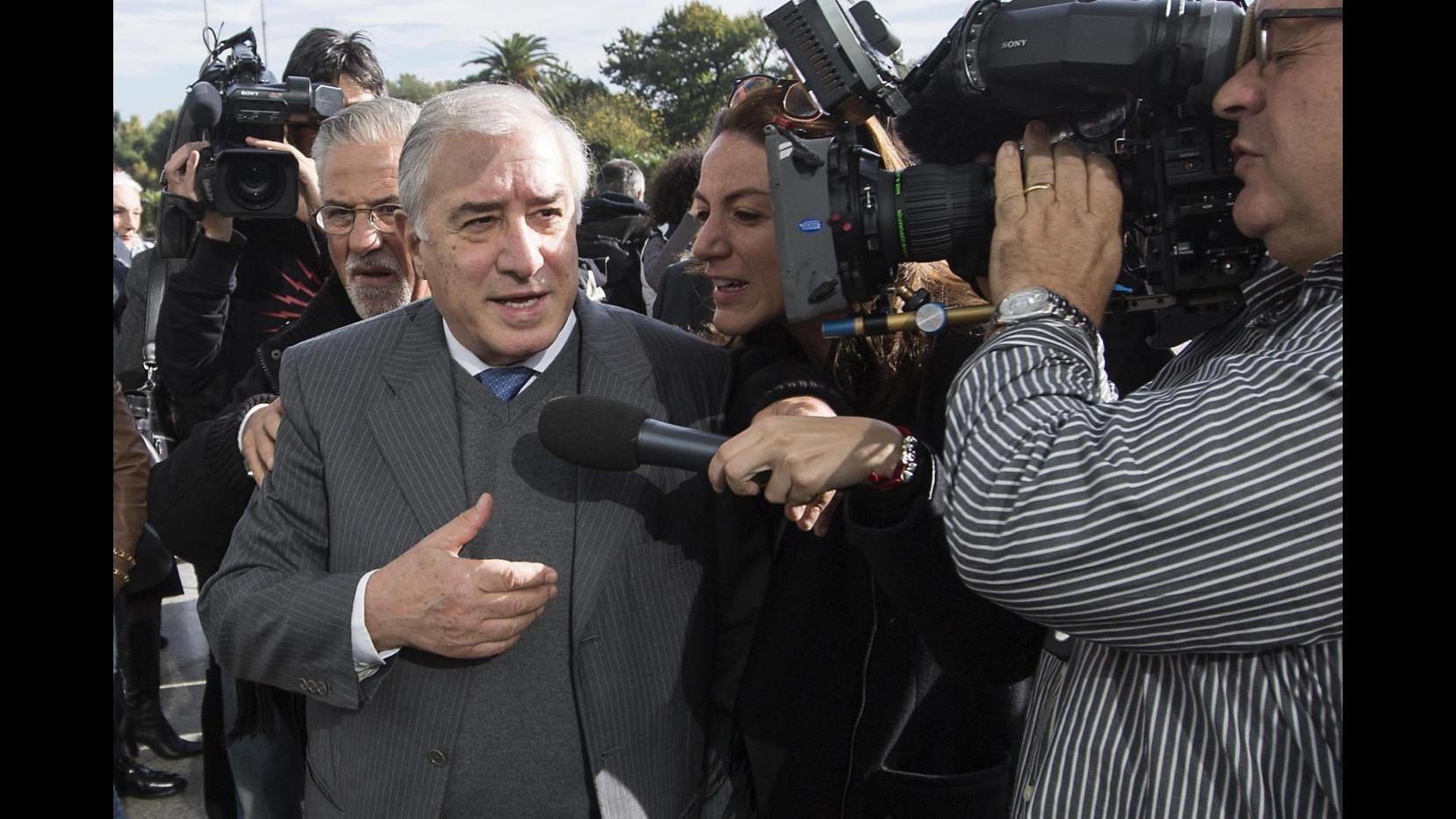 Dell'Utri, Cassazione conferma condanna a 7 anni. Difesa: Delusi, ricorreremo a Strasburgo