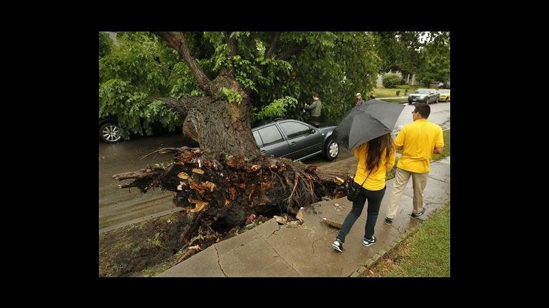 Maltempo, ondata di tempeste e tornado in Texas e Minnesota: 2 feriti