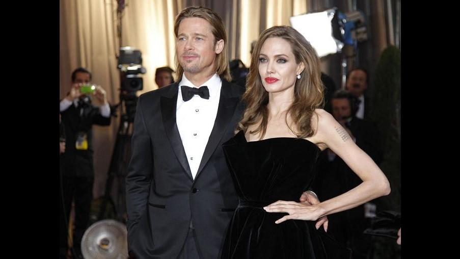 Brad e Angelina sposi entro maggio, rischio scontro con Jennifer Aniston