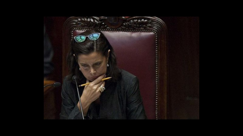Maltempo Marche, Boldrini: Vicina a popolazione e grata a soccorritori