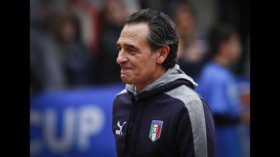Coppa Italia, Prandelli: Scontri fuori dall'Olimpico fatto spiacevole