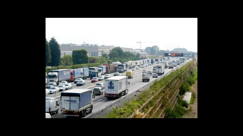 Atlantia-Gemina, al via fusione: nasce colosso da 5.000 km autostrade