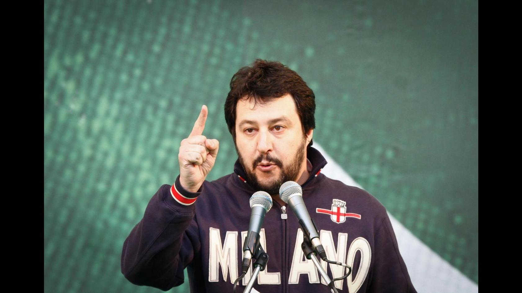 Lega, raduno a Pontida oggi e domani: intervento di Salvini