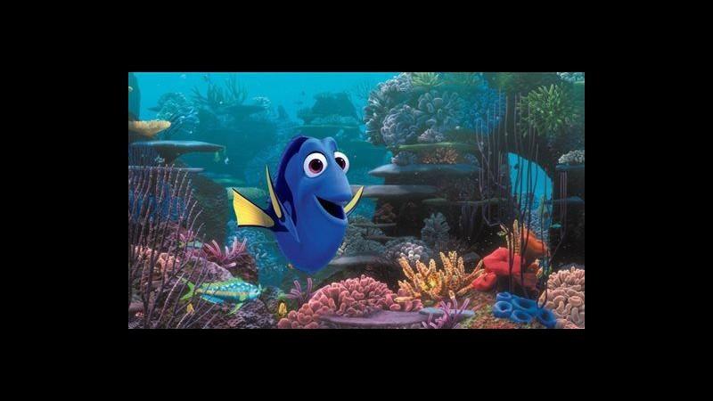 Ellen DeGeneres torna a dare voce a Dory nel sequel di 'Nemo'
