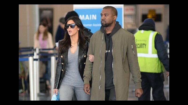 Kim Kardashian, Victoria Beckham le ha detto no per l'abito da sposa