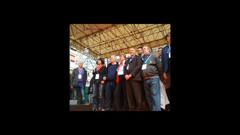 Primo maggio, i sindacati attaccano Renzi, in piazza silenzio