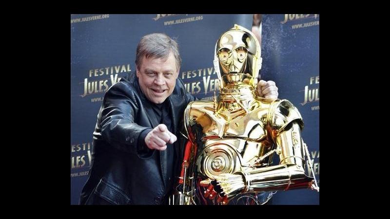 Cinema, svelato cast di Star Wars VII: tornano Han Solo, Luke e Leila