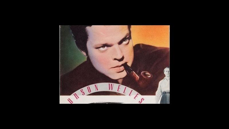 Cinema, sceneggiatura 'Quarto potere' di Orson Welles venduta all'asta