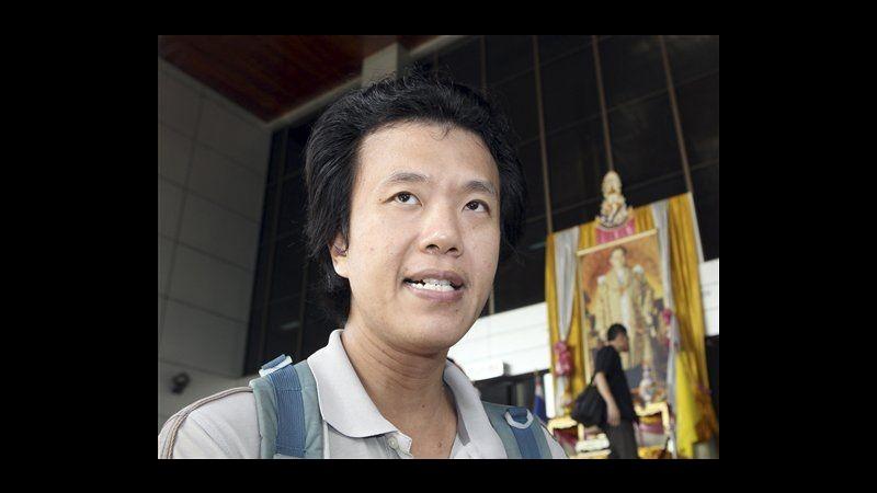 Thailandia, vendeva cd su famiglia reale: condannato per lesa maestà