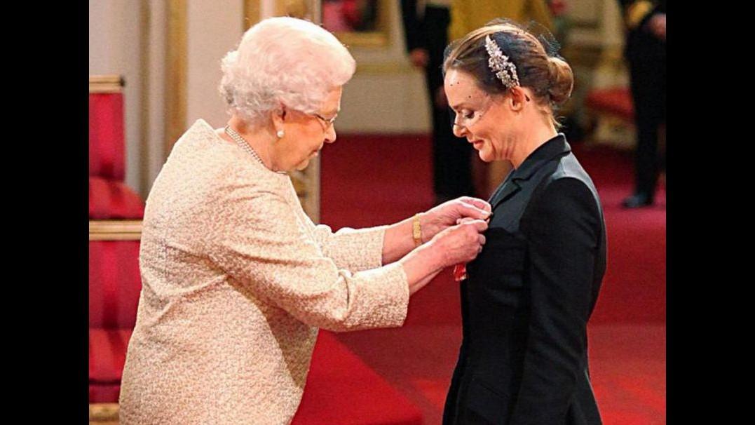 Stella McCartney diventa Ufficiale dell'ordine dell'impero britannico