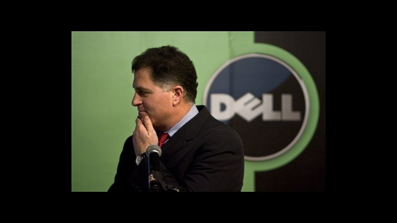 Dell, si va verso asta: Icahn e Blackstone sfidano fondatore