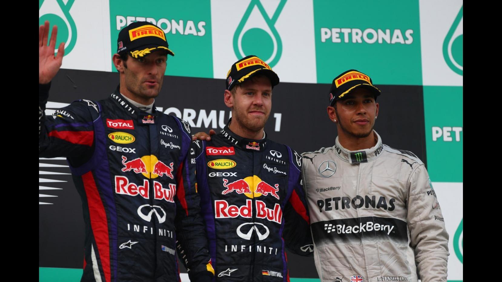 Gelo in Red Bull. Webber: Deluso. Vettel: Chiariremo tra noi