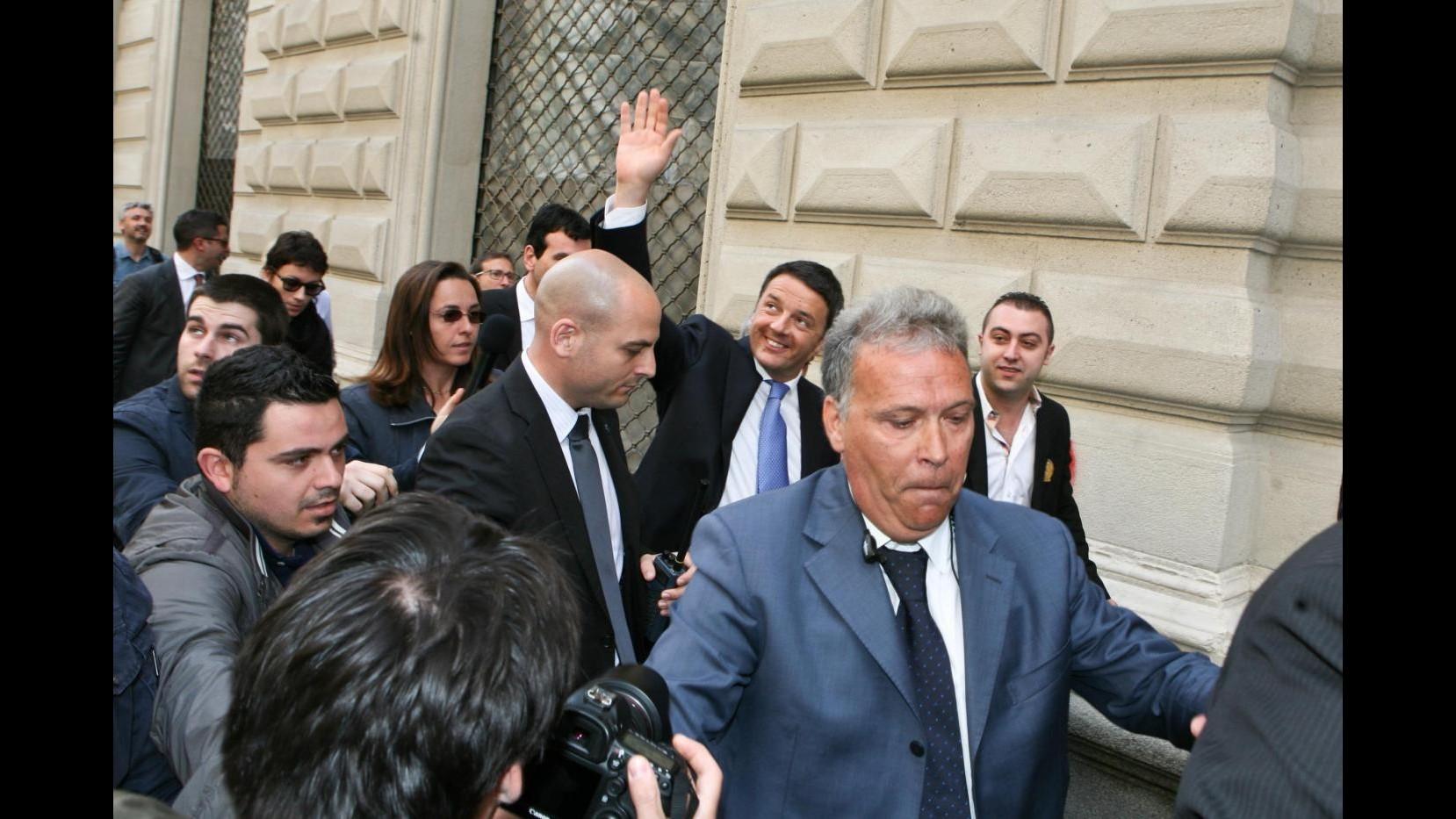 Expo, Renzi: Sarà il volto degli italiani per bene. Non si fermano i lavori