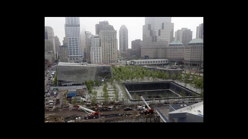 11 settembre, Obama inaugura memoriale: Terrorismo non ci distruggerà