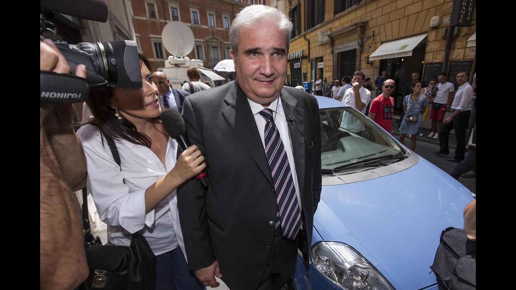 Genovese, chi ha votato contro l'arresto: anche 6 deputati Pd