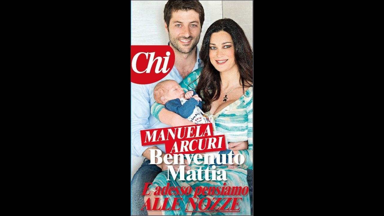 Manuela Arcuri: Mi sposo nel 2015, ma prima una nuova fiction