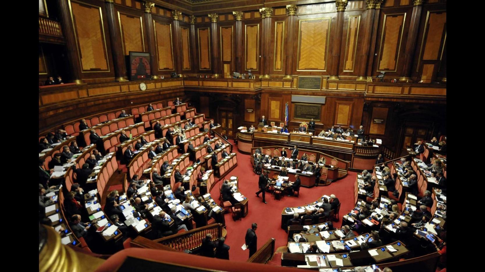 Irpef, Senato: via libera al taglio di 150 milioni alla Rai