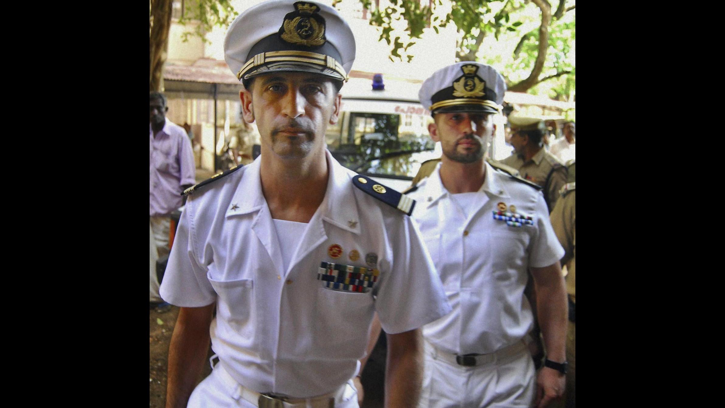 Marò, il grido di Salvatore Girone: Abbiamo obbedito agli ordini