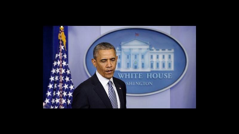 Usa, scandalo veterani: Obama annuncia dimissioni ministro Shinseki