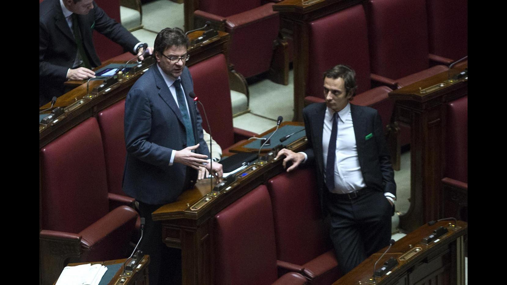 Fedriga (Lega): Mai alleanze con chi vota contro reato clandestinità