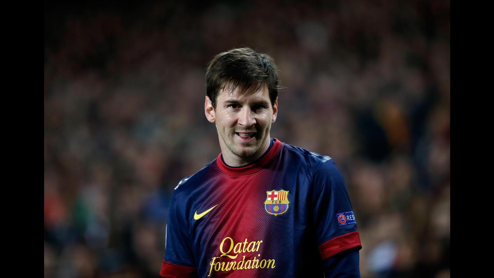 Mondiali 2014, Messi: Invidioso dei miei compagni spagnoli, vorrei vincere Coppa del Mondo