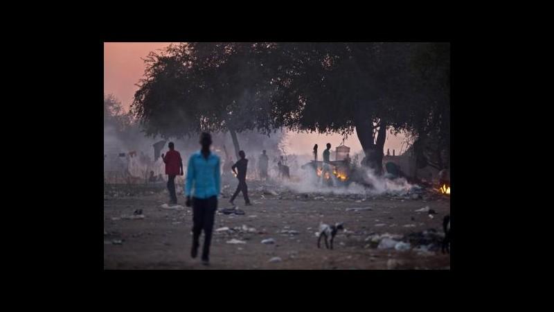 Sud Sudan, cambia mandato peacekeeping Onu: ora è protezione civili