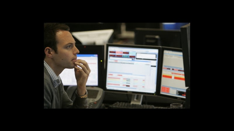 Borsa, Milano in netto rialzo (+1,5%), banche guidano rimbalzo