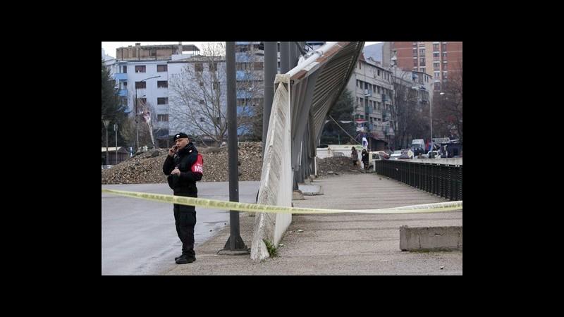 Serbia-Kosovo, colloqui Bruxelles interrotti senza accordo dopo 13 ore