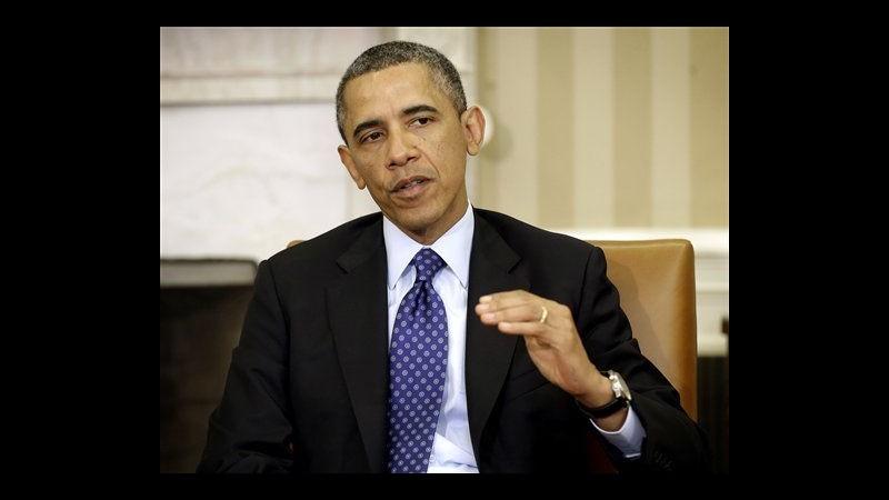 Usa, oggi Obama in Colorado per promuovere legge controllo armi