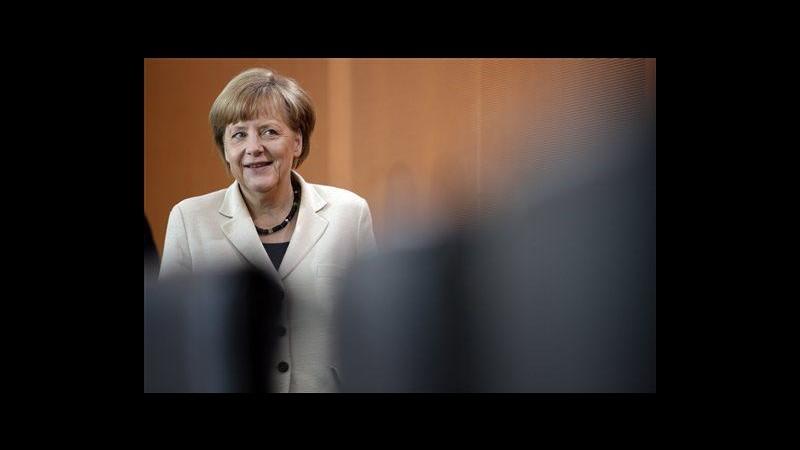 Germania, ok Bundestag a riforma pensioni, età minima giù a 63 anni