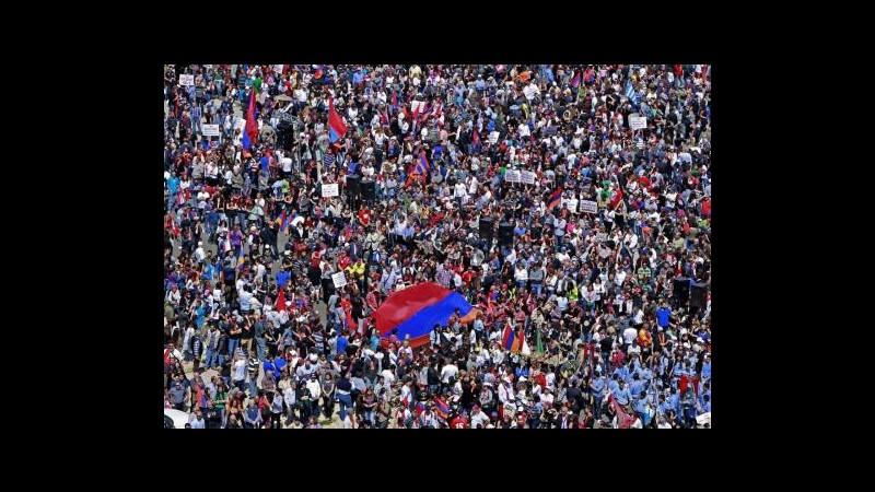 Libano, 98° anniversario genocidio armeno: migliaia in corteo a Beirut