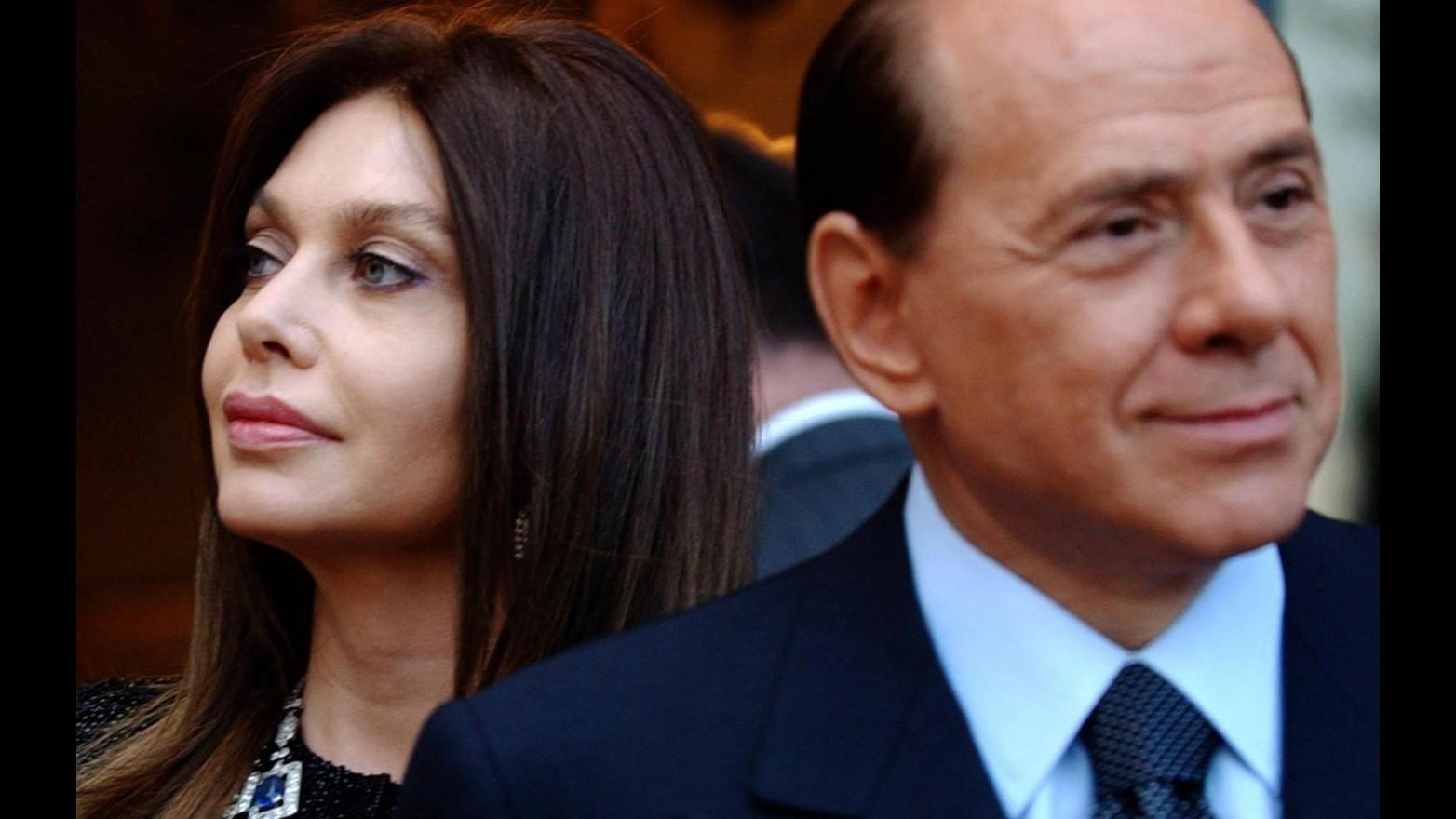 Respinta sospensiva alimenti Lario:Berlusconi deve pagare 3 mln a mese