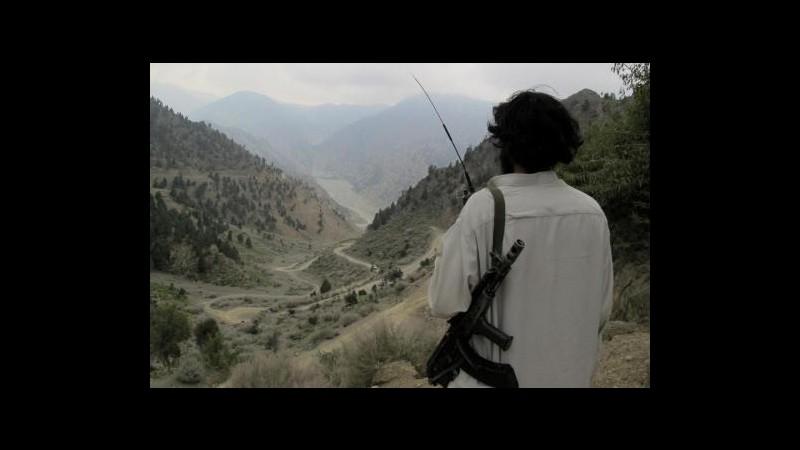 Pakistan, raid aerei in Nord Waziristan: uccisi fra 50 e 100 militanti