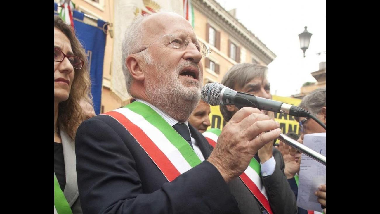 Mose, Pd chiede dimissioni sindaco Orsoni