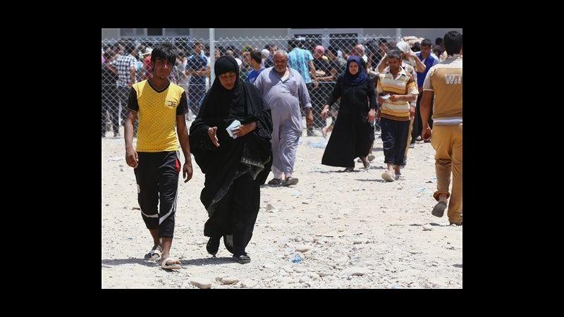 Iraq, avanza al-Qaeda, 500mila persone in fuga da Mossul