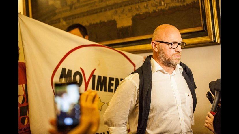 Amministrative, M5S strappa Livorno 'la rossa' al centrosinistra con Nogarin