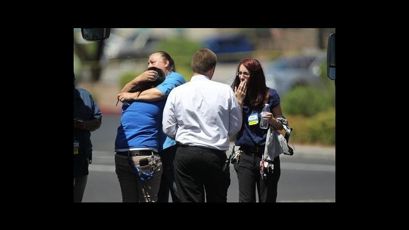 Usa, sparatoria Las Vegas: morti i 2 agenti colpiti, vittime sono 5