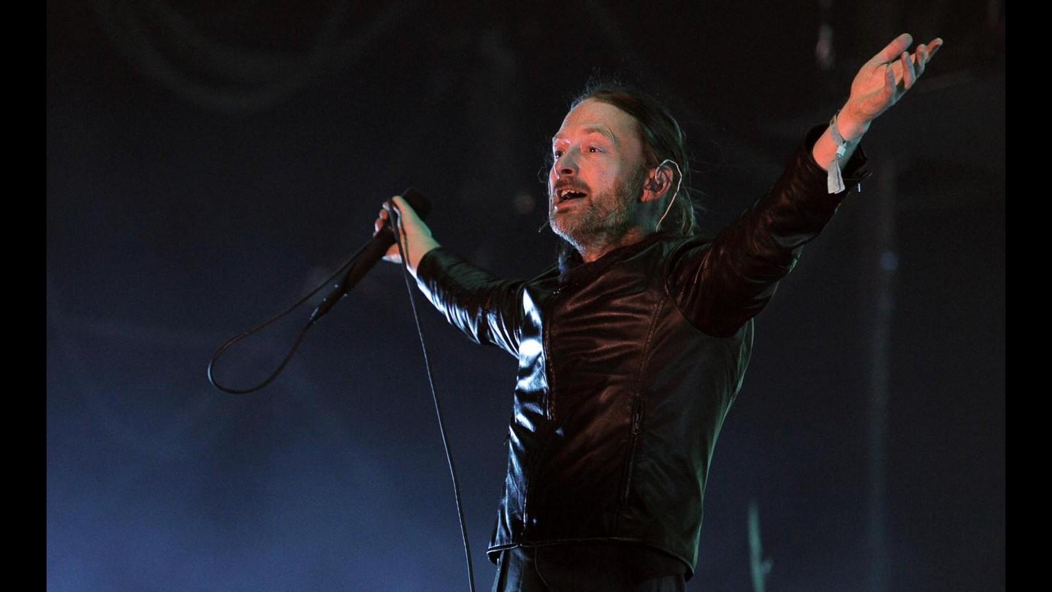 Il leader dei Radiohead: Futuro incerto per il mio gruppo